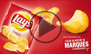 Lay's s'engage